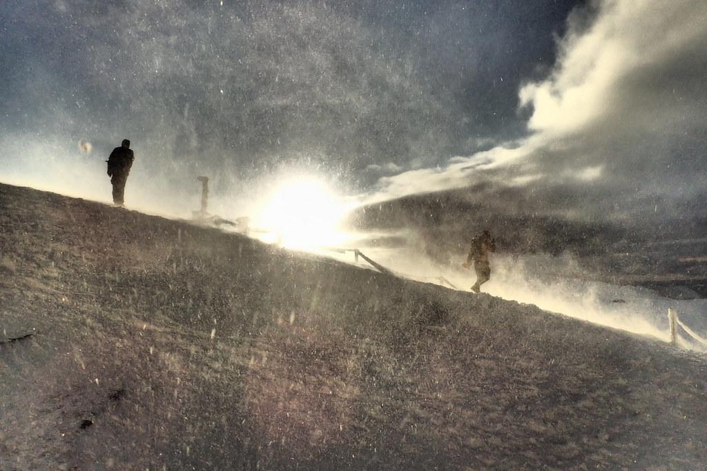 Sněžka - Obří důl Krkonoše Tschechien foto 08