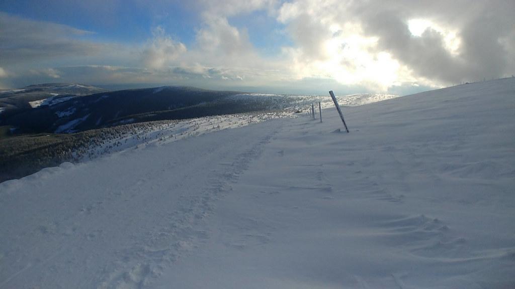 Sněžka - Obří důl Krkonoše Tschechien foto 13