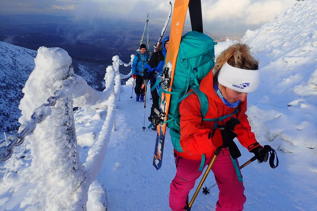 Sněžka - Obří důl Krkonoše Tschechien foto 16
