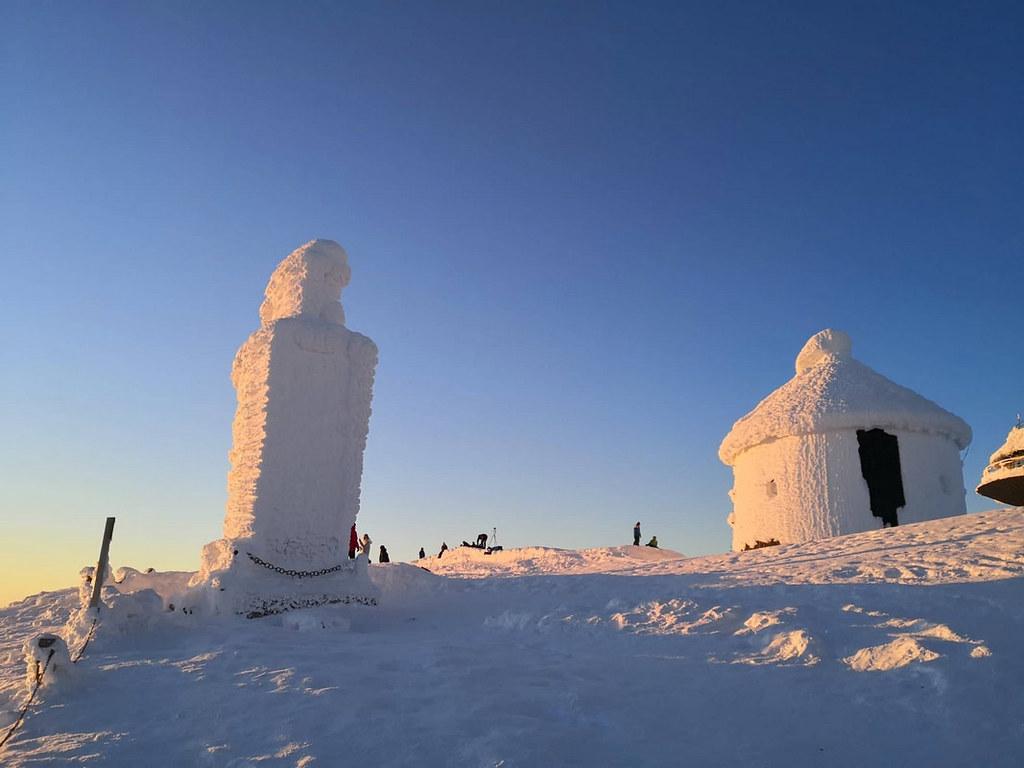 Sněžka - Obří důl Krkonoše Tschechien foto 03