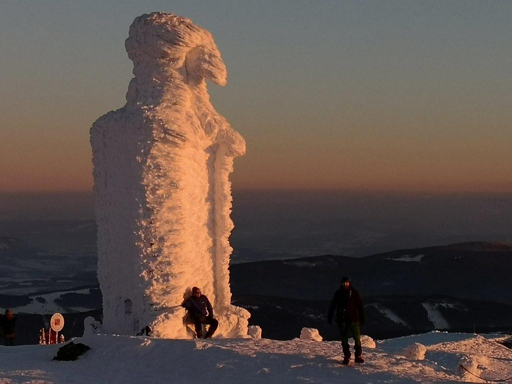 Sněžka - Obří důl Krkonoše Tschechien foto 06