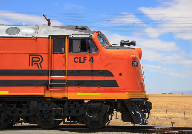 CLF4 cab profile