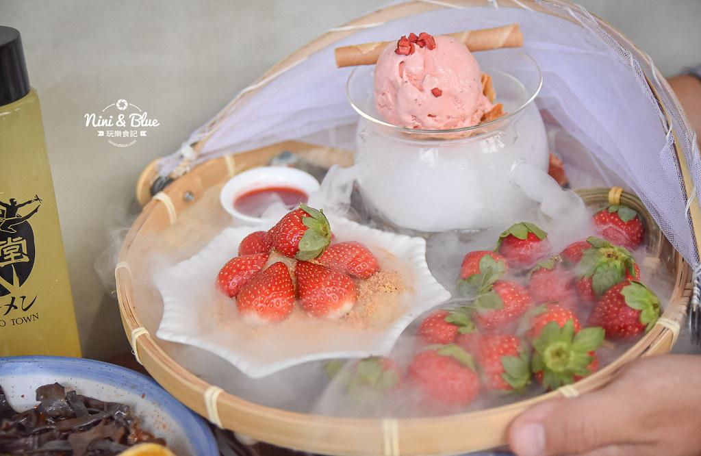 山禾堂拉麵 草莓甜點 草屯 台中19