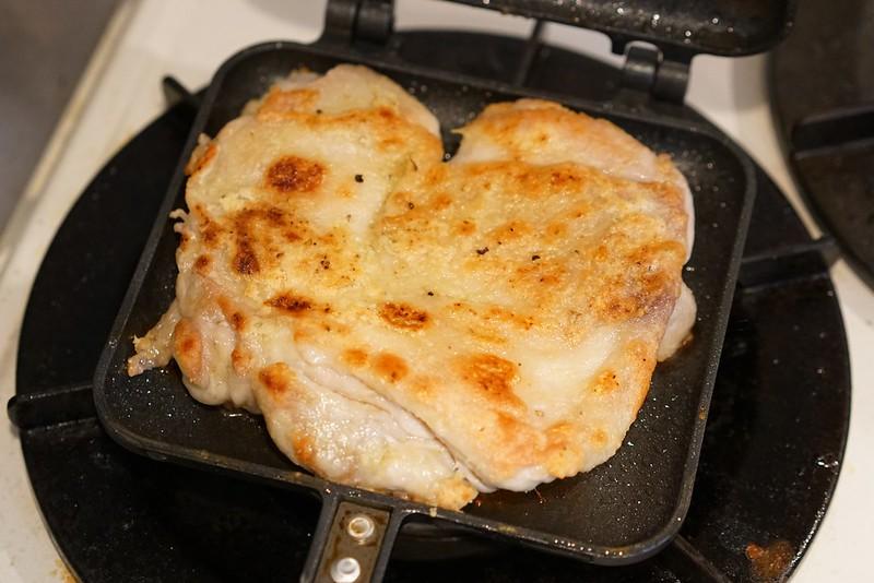 鶏モモ肉のチーズソテー_07