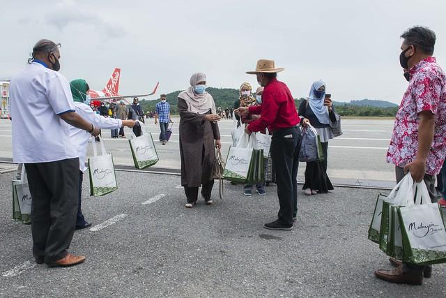 Laluan ke Langkawi Antara Destinasi Baharu Airasia Untuk Memacu Pelancongan Domestik