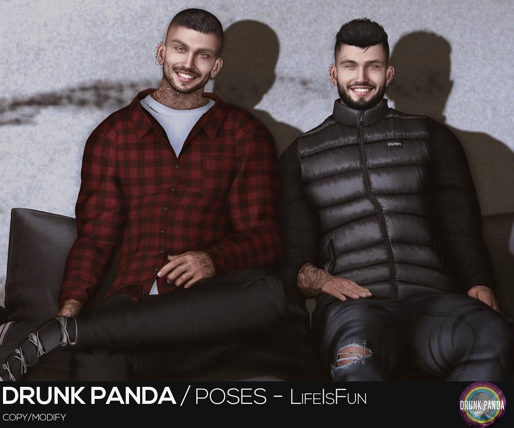 Drunk Panda – LifeIsFun
