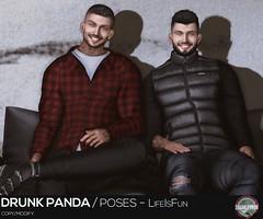 Drunk Panda - LifeIsFun