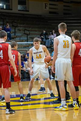 Scottsburg Warrior Basketball - JV - 2020-12-19