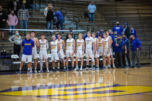 Scottsburg Warrior Basketball - Varsity - 2020-12-19