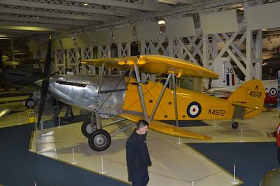 Hawker Hart Trainer LLA
