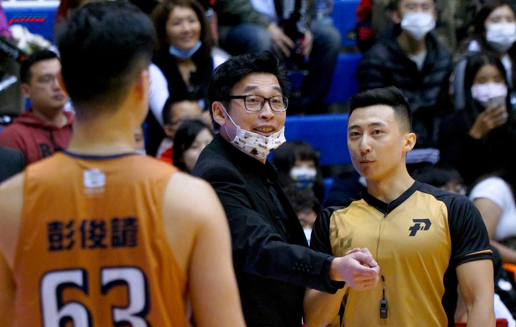 領航猿代總教練楊宜峰。(資料照)