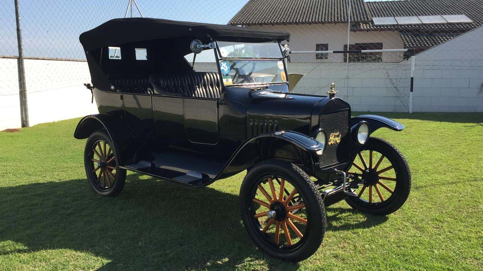 Ford 1923 Modelo T Phaeton