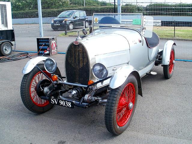 1926 Bugatti T40