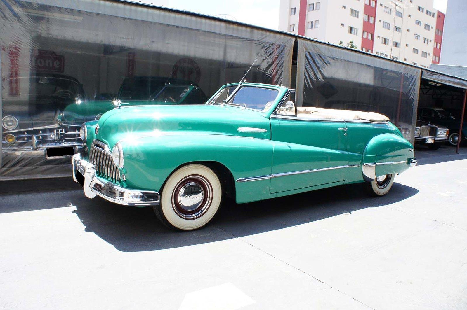 Buick 1946 Special Conversivel