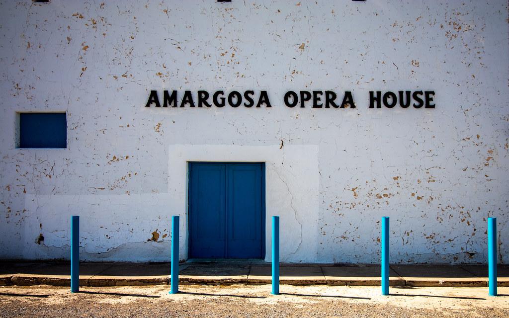 Amargosa opéra house