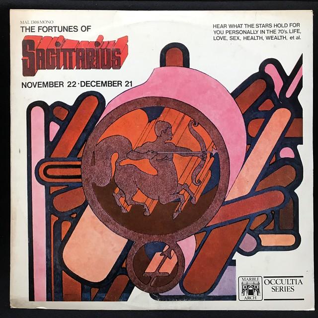Melvin J Gunton & Brian Skinner: The Fortunes of Sagittarius