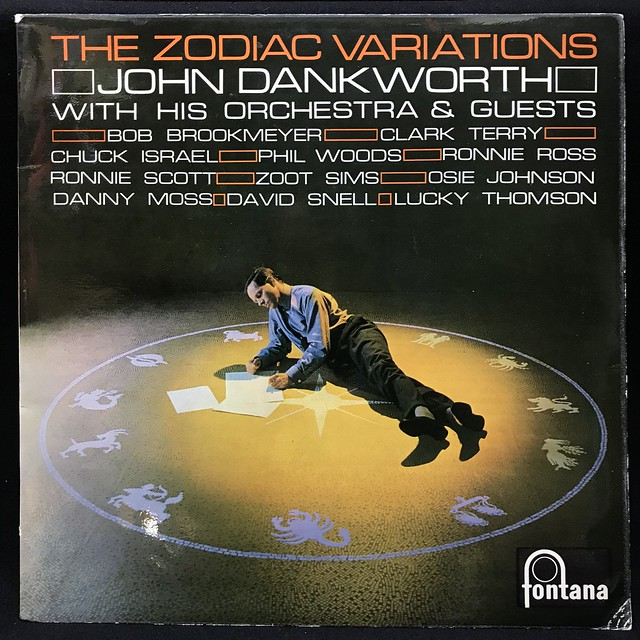John Dankworth - The Zodiac Variations