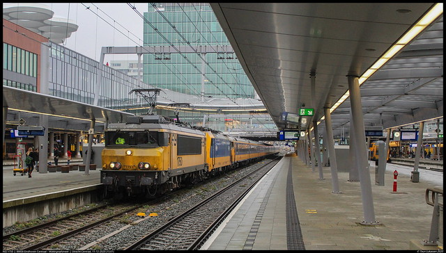 NSI 1750 || 88858 || Utrecht Centraal || 11-12-2020 (15:01)