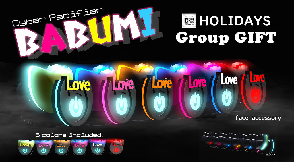 NEW! HOLIDAYs Group GIFT