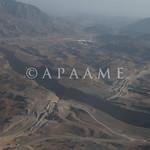 View of new road west of Sahban Jadeed