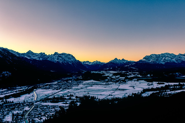 Wallgau Sunrise