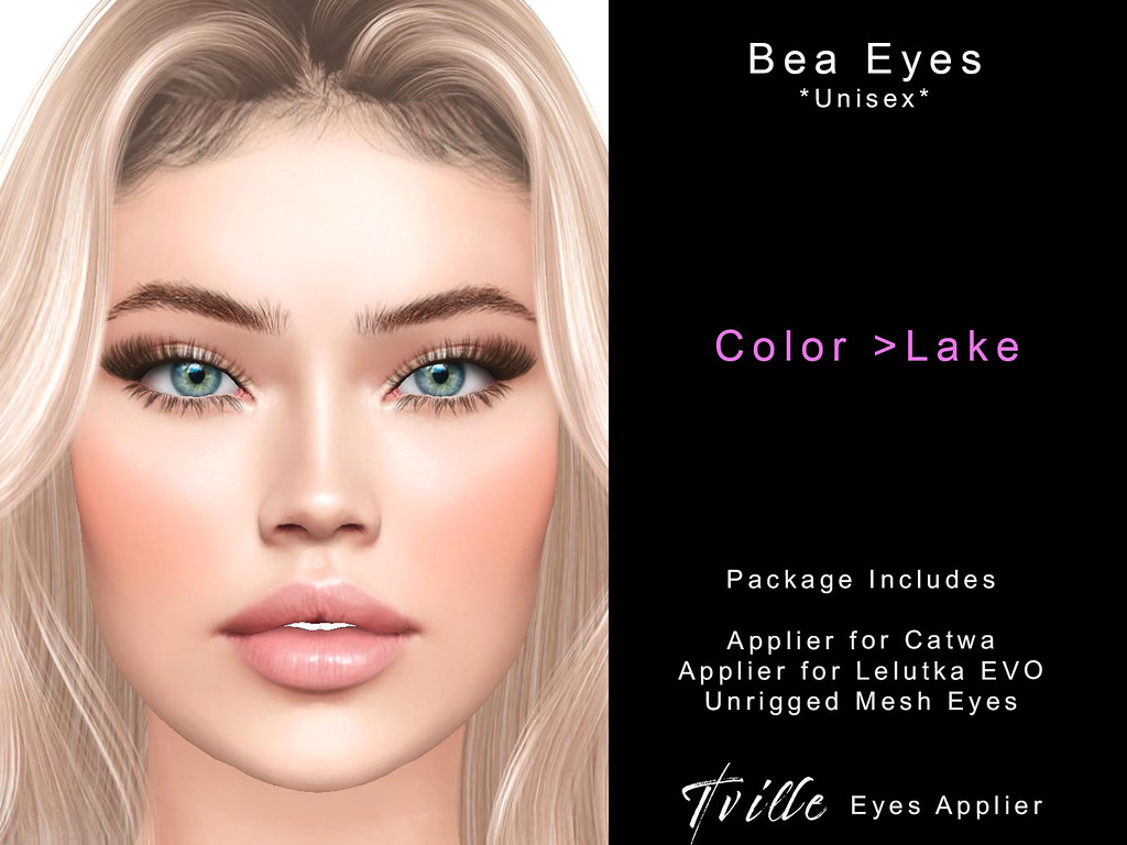 Tville –  Bea Eyes *lake*