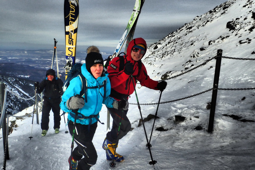 Sněžka - Portášky Krkonoše Czech photo 23