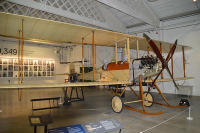 Royal Aircraft Factory BE2b