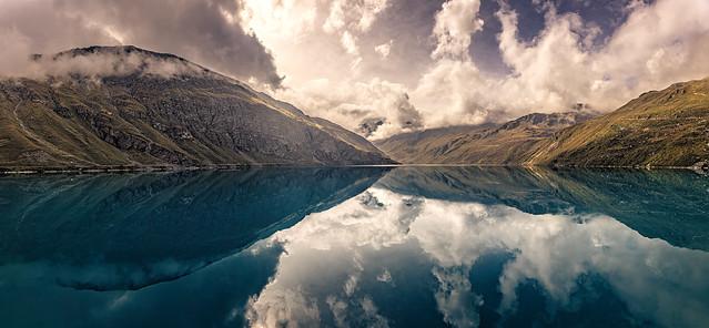 Lac de Moiry - Switzerland