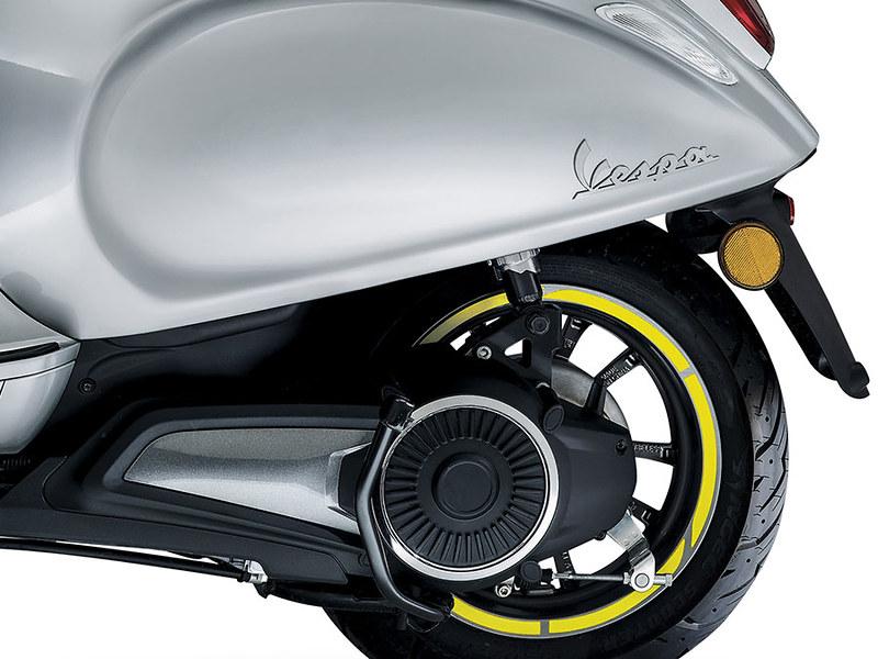 Vespa Elettrica 70 Motor