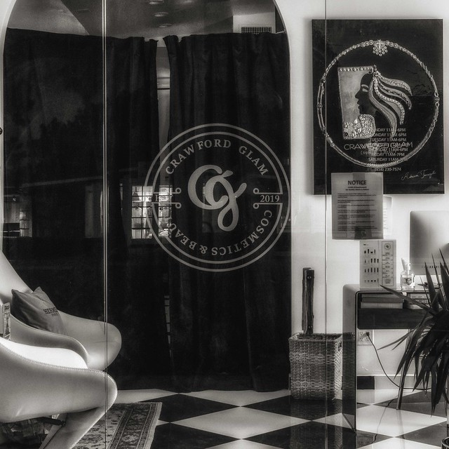 Through the Window: Crawford Glam