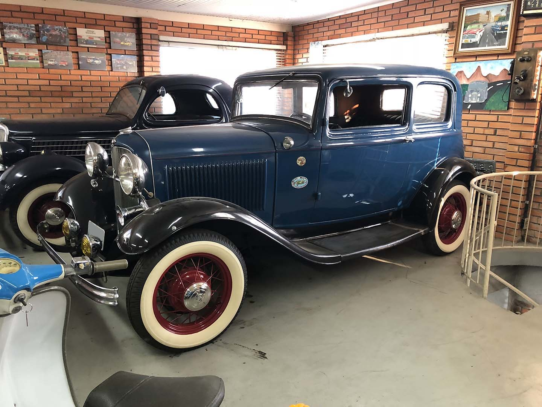 Ford 1932 Victoria V8