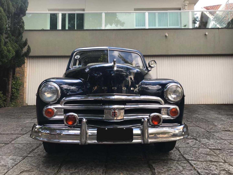 Dodge 1950 Kingsway Azul