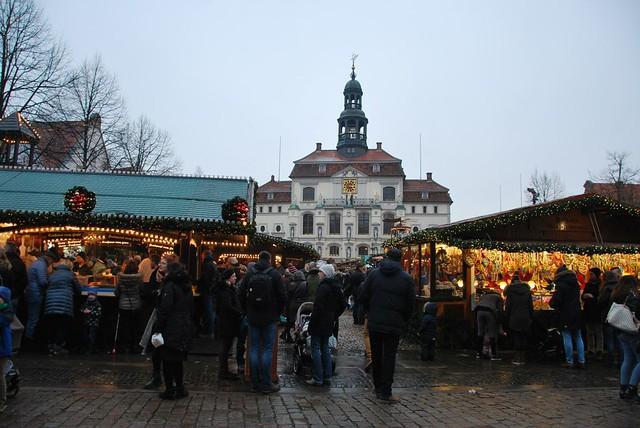 Christmas market Lüneburg 2017