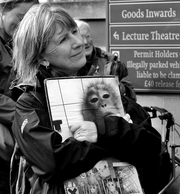 SPEAK Protest: Oxford March