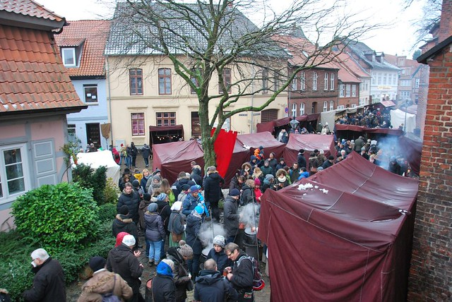 Historic Christmas market 2017