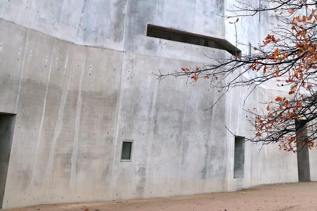Concrete church III