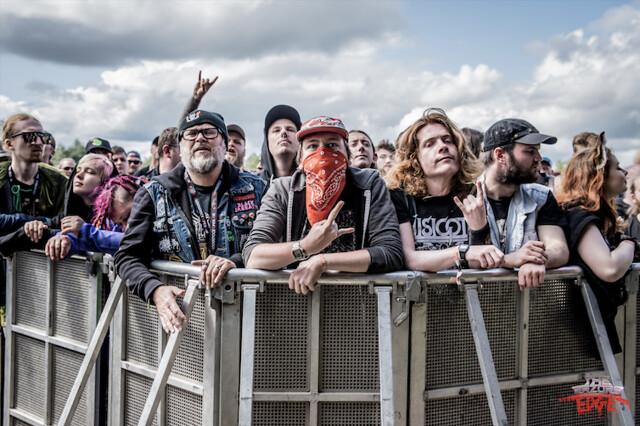 Bloodstock Crowd