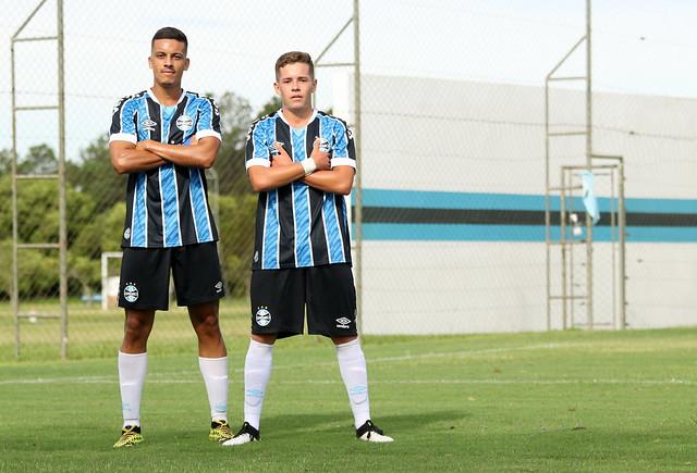 Brasileiro Sub-20 - Grêmio x Sport Recife