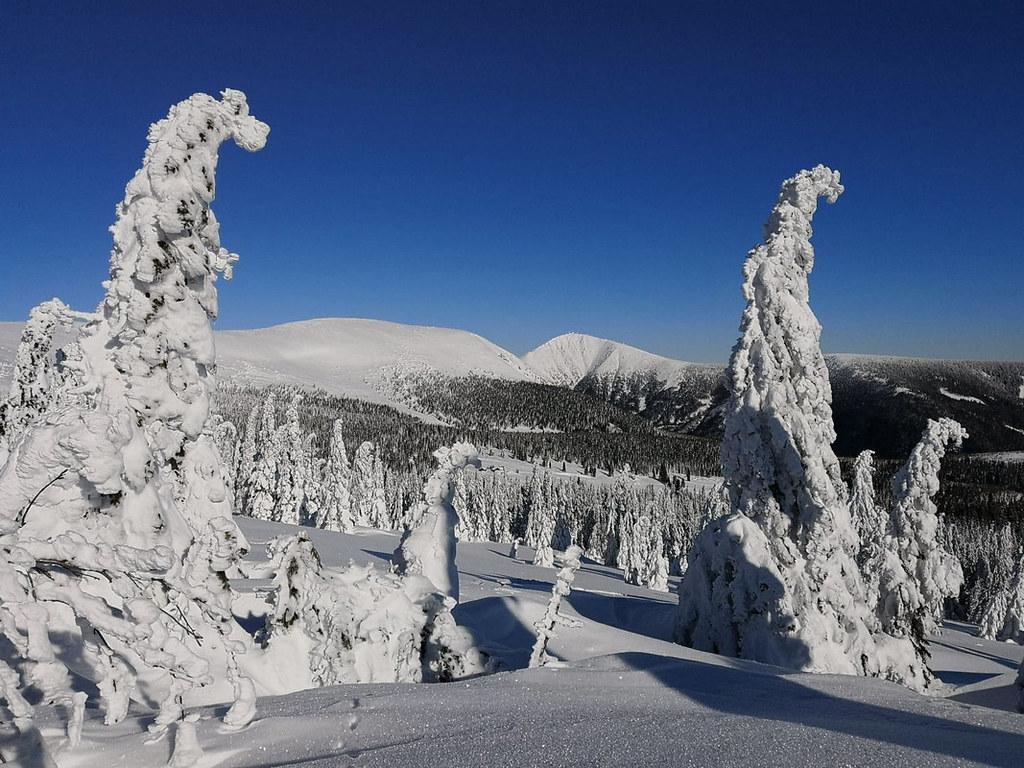 Sněžka - Portášky Krkonoše Czech photo 03