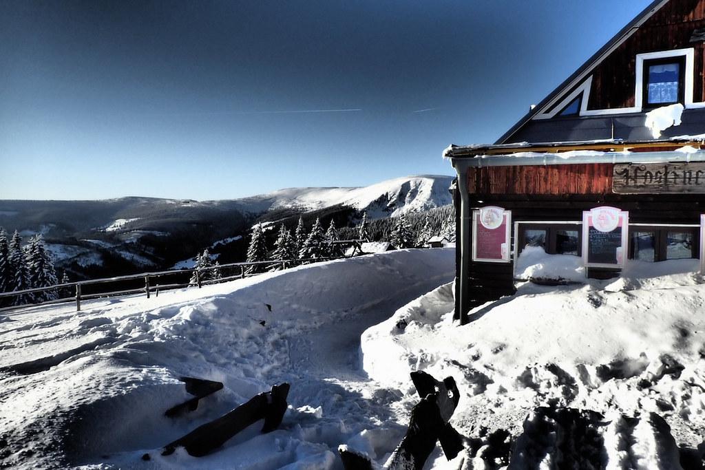 Sněžka - Portášky Krkonoše Czech photo 14