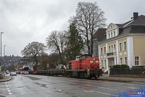 294 682 . DB Cargo . 54264 . Gevelsberg . 15.12.20.