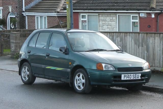 Toyota Starlet (1997)