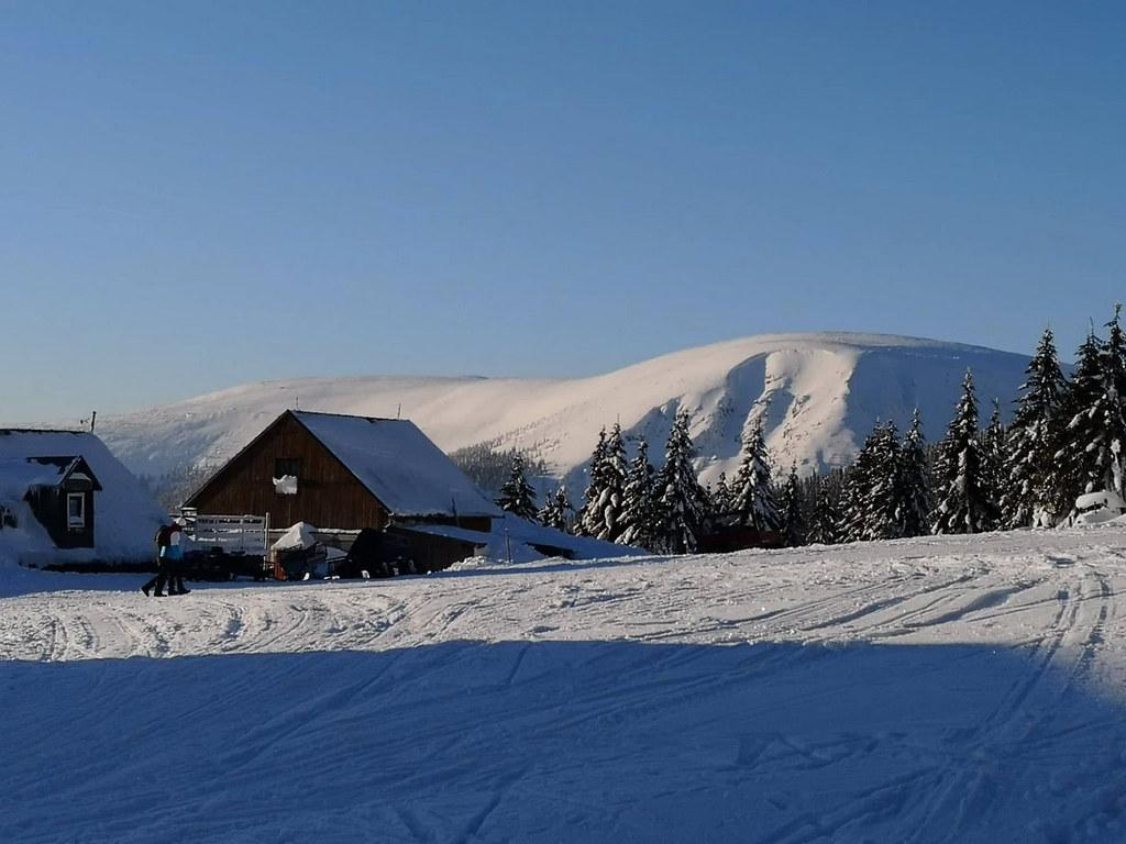 Sněžka - Portášky Krkonoše Czech photo 07