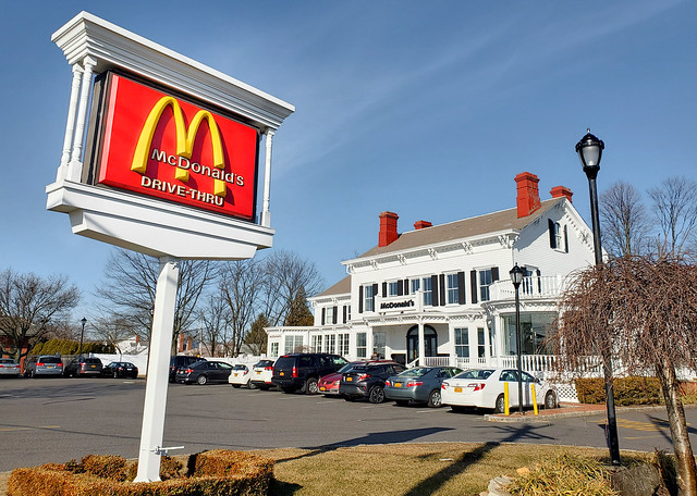 McDonald's at 2045 Jericho Turnpike | New Hyde Park, NY