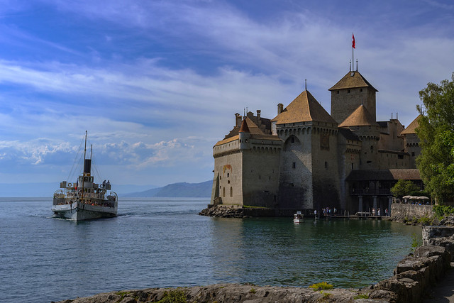 montreux chillon