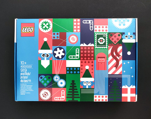 LEGO Celebrating 40 Years of Hands-On Learning (4002020)