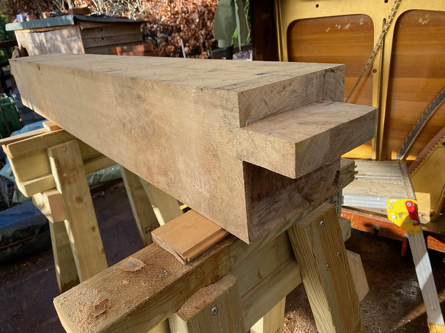 Front short post haunched tenon - 4