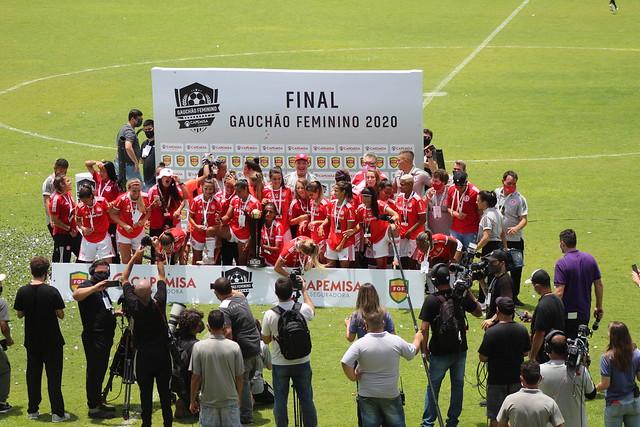 Internacional 2 x 1 Grêmio - Gauchão Feminino 2020