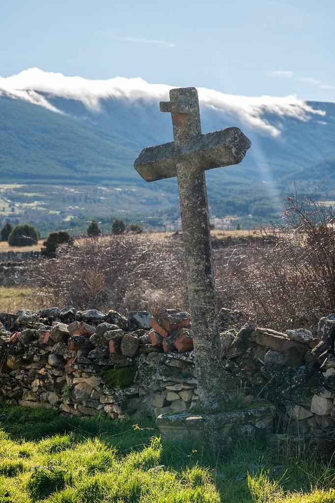 La Cruz en la sierra
